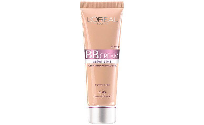 """BB Cream L'Oreal por R$26,91 na <a href=""""http://ad.zanox.com/ppc/?29469449C23204750&ULP=[[http://www.epocacosmeticos.com.br/bb-cream-5-em-1-spf20-loreal-paris-base/p?utm_source=zanox&utm_medium=afiliados&utm_term=body&utm_campaign=deeplink]]"""" target=""""blank_"""">Época Cosméticos</a>"""