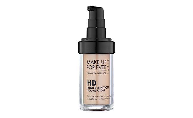 Linha HD Make up Forever