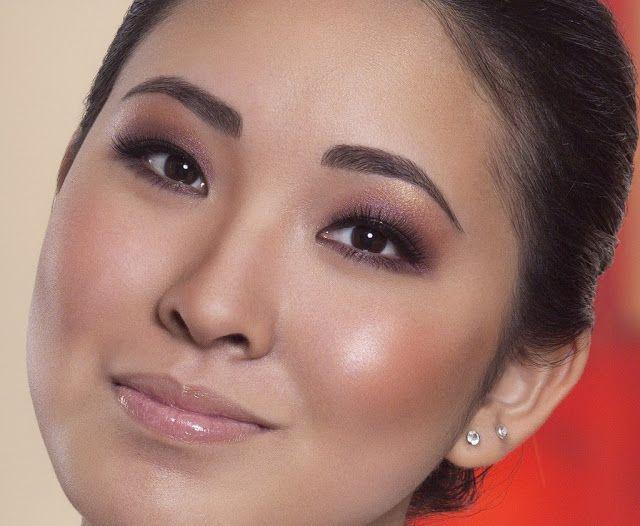 "Foto: Reprodução / <a href=""http://www-remakeup.blogspot.com.br/2012/06/maquiagem-para-orientais.html"" target=""_blank"">Re-Makeup</a>"