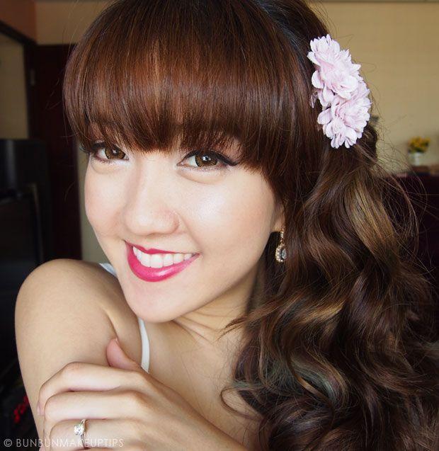"Foto: Reprodução / <a href=""http://bunbunmakeuptips.com/always-look-perfectly-gorgeous-photos-perfectly-gory-halloween-parties-singapore-media-academy-makeover-extremes-workshop/"" target=""_blank"">Bunbun Makeup Tips</a>"
