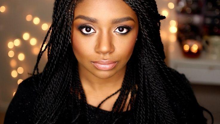 "Foto: Reprodução / <a href=""http://mahamaven.com/prom-makeup-tutorial-2015/"" target=""_blank"">Maha Maven</a>"