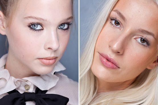 tendencia make vero1 Maquiagem para o verão 2012