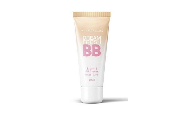 "BB Cream Dream Maybelline 8 em 1 FPS 30 por R$29,90 no <a href=""http://www.submarino.com.br/produto/112692064/bb-cream-dream-maybelline-8-em-1-fps-30"" target=""blank_"">Submarino</a>"