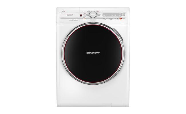 "Lava & Seca Brastemp Ative por R$ 3.049,90 na <a href=""http://www.americanas.com.br/produto/116187372/lava-e-seca-brastemp-ative-10-1-kg-6kg-10-programas-de-lavagem-tecla-pos-lavagem-110-220v-branco"" target=""blank_"">Americanas</a>"