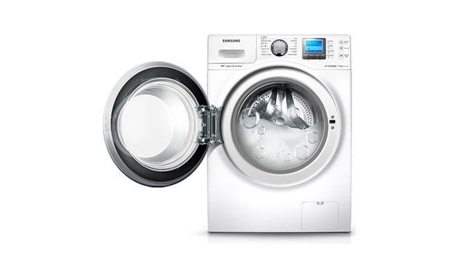 "Secadora de Roupas Front Load 10.4Kg Samsung por R$1798,19 no <a href=""http://www.walmart.com.br/produto/Eletrodomesticos/Secadoras-de-Roupas/Samsung/330935-Sec-Eletri-Fron-Load-10-4Kg-Branca-Samsung-220v"" target=""blank_"">Walmart</a>"