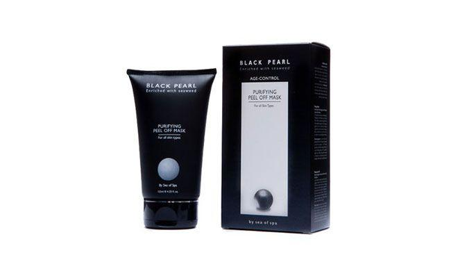 "Máscara Black Pearl, R$49,15 na <a href=""http://www.amazon.com/Sea-Spa-Black-Pearl-4-25-Ounce/dp/B0029Y0DMA/ref=sr_1_30?s=beauty&ie=UTF8&qid=1410322158&sr=1-30&keywords=black+mask"" target=""blank_"">Amazon</a>"