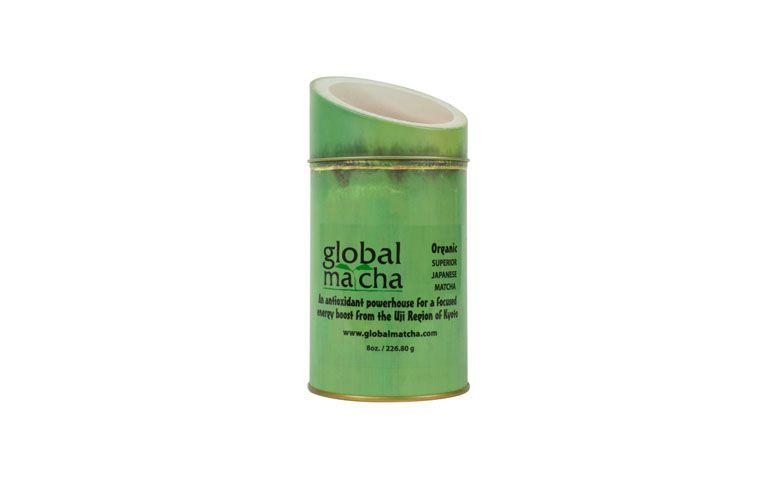 """Chá Matchá (orgânico) 227g por R$226,75 na <a href=""""http://biovea.net/br/product_detail.aspx?PID=6550&TI=GGLBR&C=N&gclid=CPq9mv6mtcQCFdgMgQodfEUA1g"""" target=""""blank_"""">Biovea</a>"""