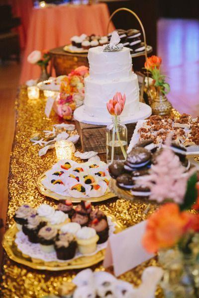 "Foto: Reprodução / <a href=""http://www.stylemepretty.com/2015/02/06/coastal-glamour-maine-wedding/"" target=""_blank"">Style me Pretty</a>"