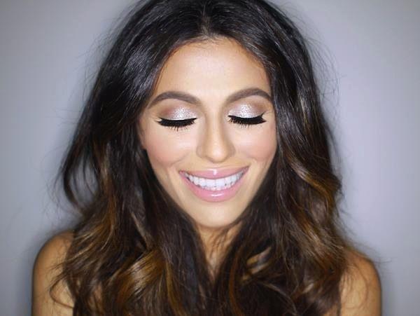 "Foto: Reprodução / <a href=""http://missmaven.com/instagram-request-holiday-makeup/"" target=""_blank"">Miss Maven</a>"
