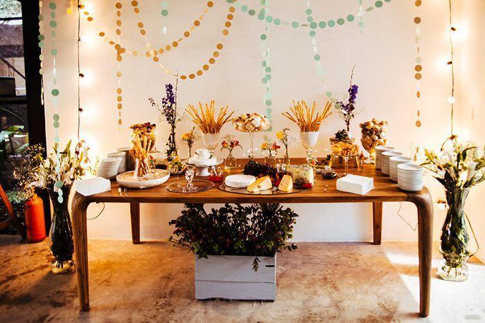 """Foto: Reprodução / <a href=""""http://www.anoivadebotas.com.br/cinthia-jonas-mini-wedding-em-casa/"""" target=""""_blank"""">A noiva de botas</a>"""