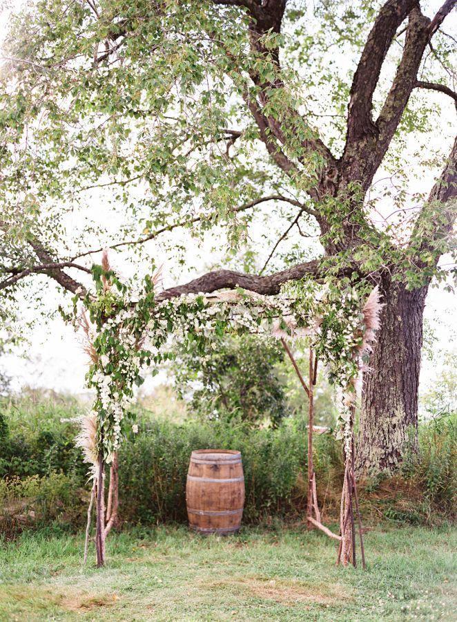 "Foto: Reprodução / <a href=""http://www.stylemepretty.com/2014/02/25/elegant-farm-wedding-in-the-berkshires/"" target=""_blank"">Style me pretty</a>"