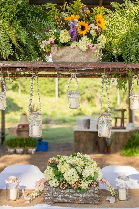 Photo: Main semula / Rustic Perkahwinan Chic