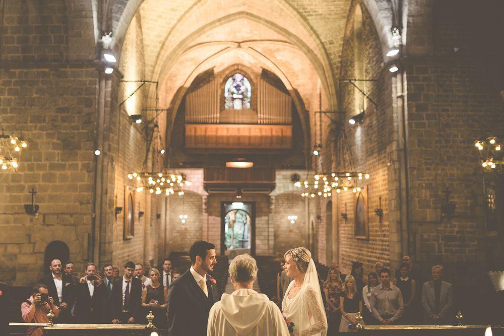 "Foto: Reprodução / <a href=""http://www.modernvintageweddings.com/2015/03/22/cheryl-brookes-barcelona-wedding-part-2-barcelona-wedding-photographer/"" target=""_blank"">Modern vintage weddings</a>"