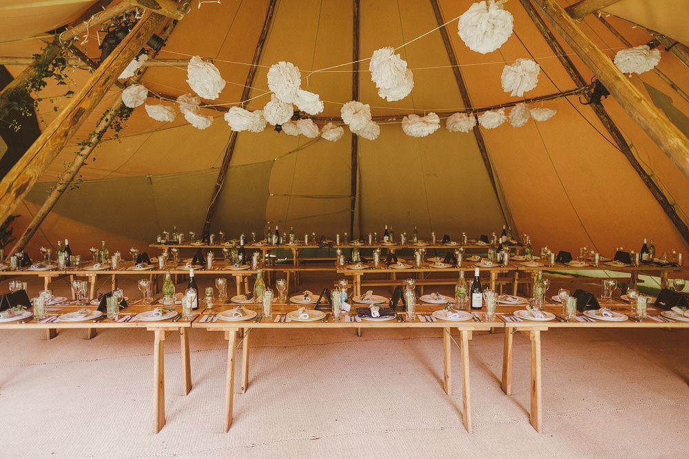 "Foto: Reprodução / <a href=""http://www.rockmywedding.co.uk/zoe-matthew/"" target=""_blank"">Rock my wedding</a>"