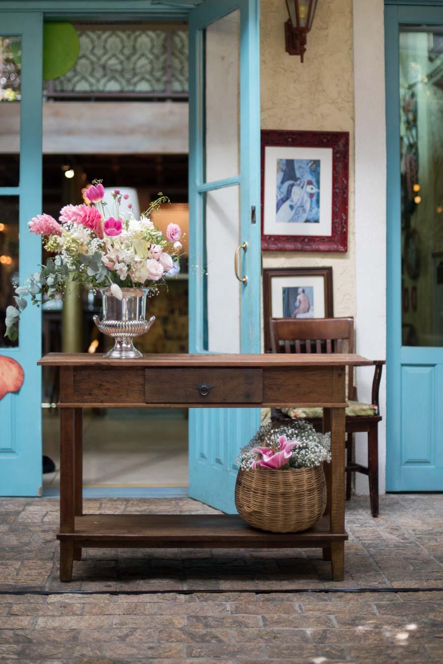 """Foto: Reprodução / <a href=""""http://brides.inspireblog.com.br/mini-wedding-em-restaurante-charmoso/"""" target=""""_blank"""">Inspire blog</a>"""