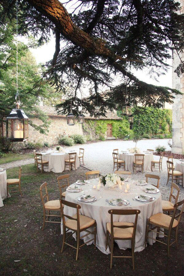 "Foto: Reprodução / <a href=""http://www.stylemepretty.com/2012/07/13/tuscan-wedding-at-villa-francesca-by-a-simple-photograph/"" target=""_blank"">Style me pretty</a>"