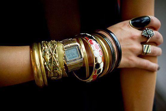 mix de pulseiras2 Mix de pulseiras
