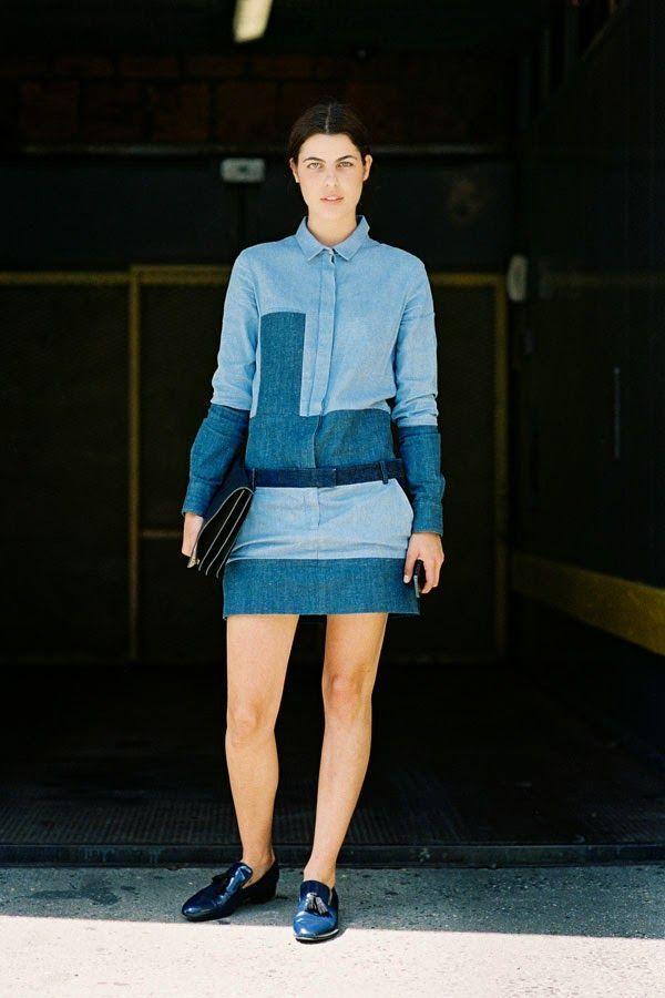 "Foto: Reprodução / <a href=""http://www.vanessajackman.blogspot.com.br/2014/06/new-york-fashion-week-ss-2014laura.html"" target=""blank_"">Vanessa Jackman</a>"