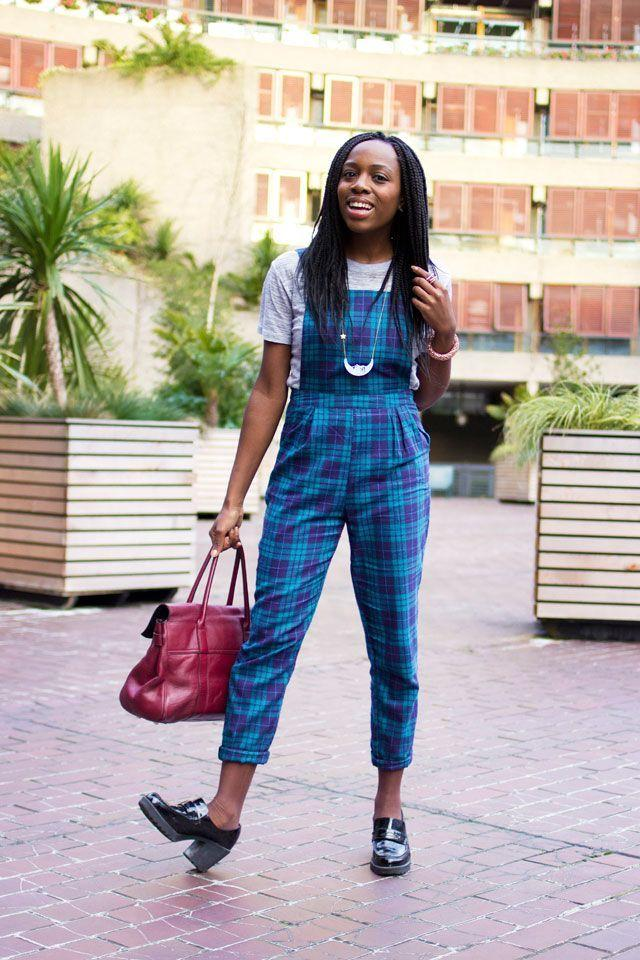 "Foto: Reprodução / <a href=""http://www.iwantyoutoknow.co.uk/2014/01/how-to-find-flattering-dungarees.html"" target=""blank_"">I Want You to Know </a>"