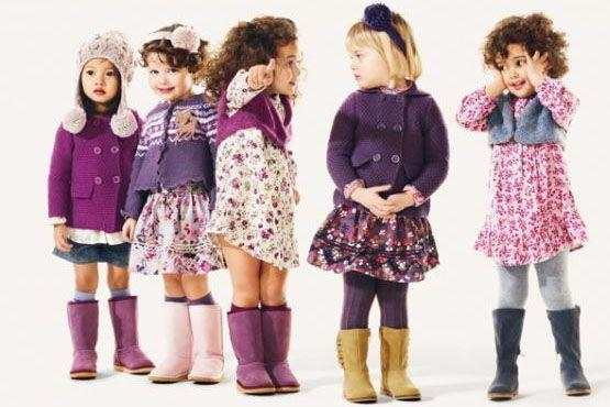 Moda para crianças - meninas - Dicas de Mulher