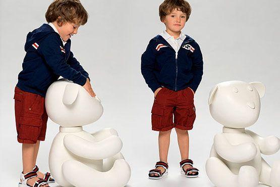 mph pequenos gucci 1 Moda para crianças   meninos