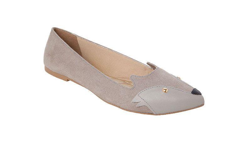 Sneaker Petite Jolie Gray untuk $ 50,99 di Dafiti