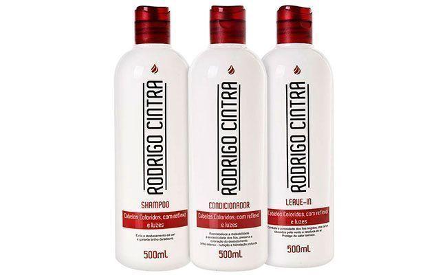"""Kit Rodrigo Cintra para cabelos com reflexo e luzes por R$97,70 na <a href=""""http://www.belezanaweb.com.br/rodrigo-cintra/rodrigo-cintra-cabelos-coloridos-com-reflexo-e-luzes-trio-kit-3-produtos/"""" target=""""blank_"""">Beleza na Web</a>"""