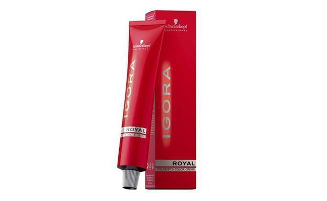 Dye Schwarzkopf Igora untuk $ 19,90 di The Beauty Box