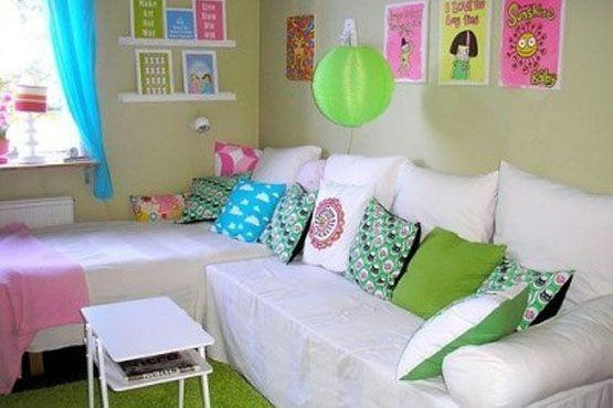 6 moveis decorados Móveis estampados na decoração