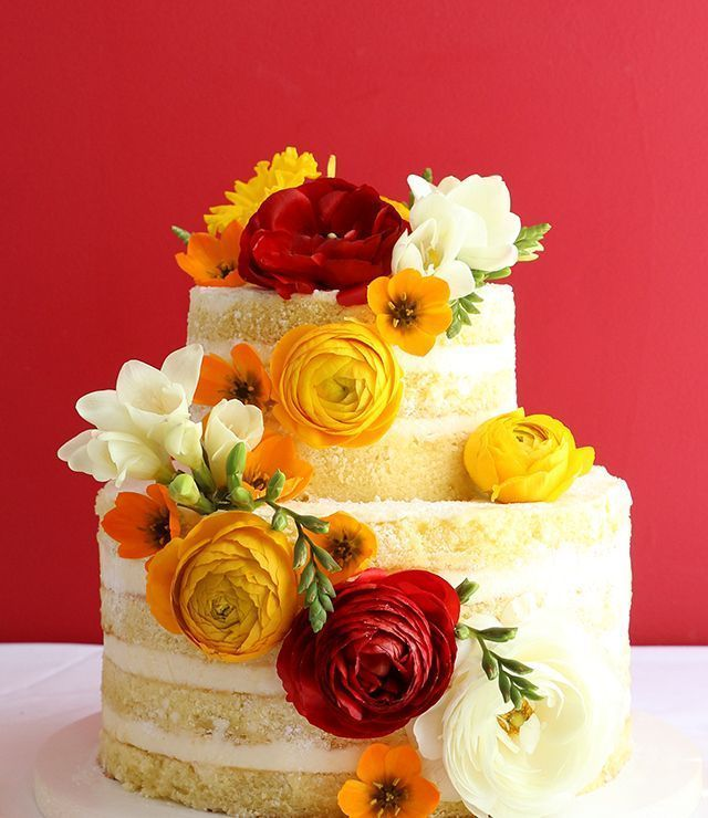 "Foto: Reprodução / <a href=""http://alanajonesmann.com/2015/05/brooklyn-garden-wedding-cake/"" target=""_blank"">Alana Jones Mann</a>"