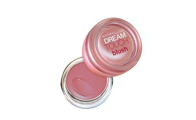 "Blush cremoso Maybelline por R$33,90 na <a href=""http://www.netfarma.com.br/produto/21405/blush-maybelline-dream-touch-cor-plum"" target=""_blank"">Netfarma</a>"