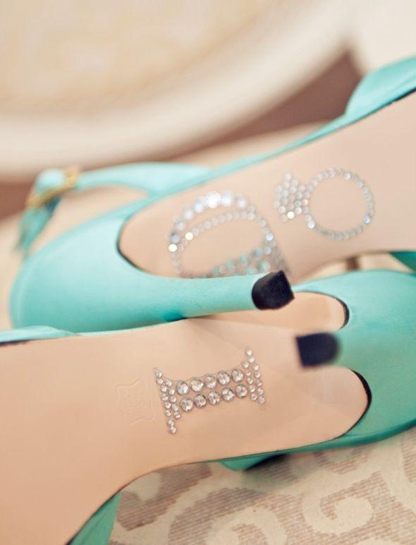 """Foto: Reprodução / <a href=""""http://www.elegantweddinginvites.com/how-to-plan-a-tiffany-blue-theme-wedding/#"""" target=""""_blank"""">Elegant Wedding</a>"""