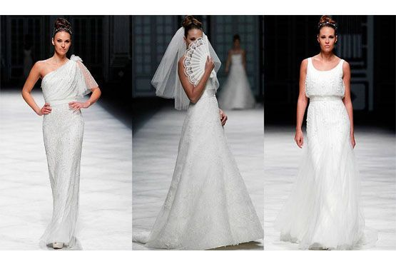 1 Tendências em vestidos de noiva do NY Bridal Week 2012