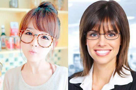 ... oculos cabelo franja9 0 O modelo de óculos ideal para quem tem franja 0688dd7273