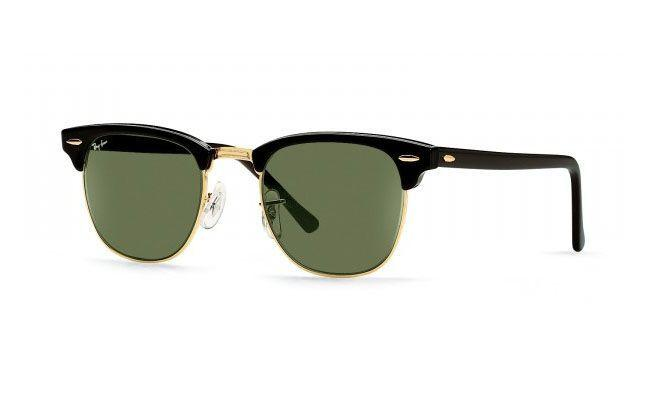 Ray Ban Clubmaster by R $ 529 on Glasses Shop