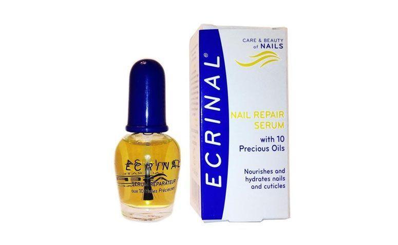 """Ecrinal Sérum reparador de unhas por R$35,77 na <a href=""""http://www.cosmetis.com.br/ecrinal-serum-reparador-10-oleos-10ml.html"""" target=""""blank_"""">Cosmetis</a>"""