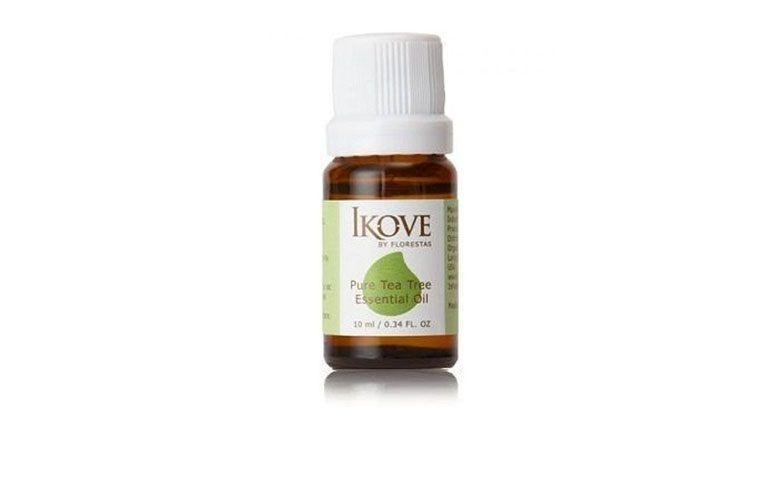 "Óleo de melaleuca Ikove por R$34,67 na <a href="" https://lar-natural.com.br/produtos/oleo-de-melaleuca-tea-tree-essencial-natural/"" target=""blank_"">Lar Natural</a>"