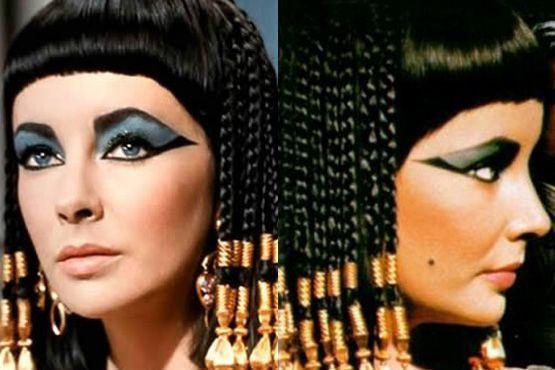Olho egípcio Cleópatra