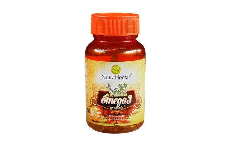 """Ômega-3 Nutranecta por R$32,10 no <a href=""""http://www.emporioapisbotanica.com.br/loja/omega-3.html"""" target=""""blank_"""">Empório Apis Botânica</a>"""