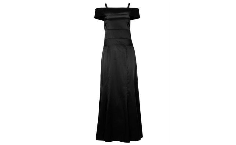 "Vestido longo para black tie por R$139 na <a href=""http://ad.zanox.com/ppc/?27713758C43009238&ULP=[[http://www.posthaus.com.br/moda/vestido-longo-preto_art136488.html?PAC_ID=125109]]"" target=""_blank"">Posthaus</a>"