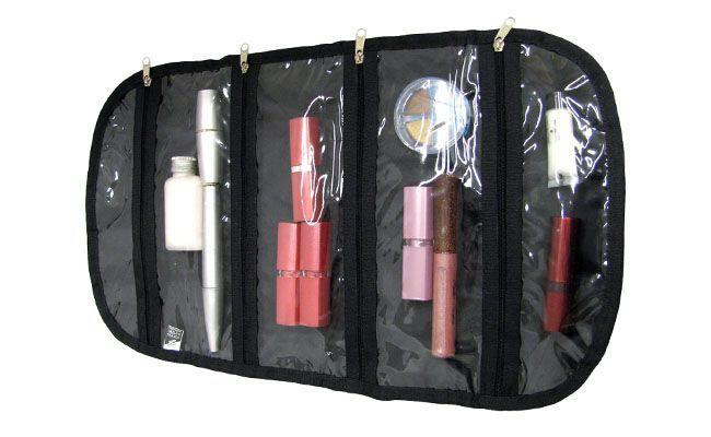 """Porta Maquiagem para Bolsa Finesse por R$ 34,90 na <a href=""""http://www.lojaoz.com.br/porta-maquiagem-para-bolsa-finesse-339215.aspx/p"""" target=""""_blank"""">Loja OZ!</a>"""