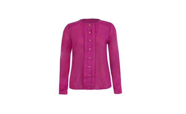 "Camisa Lança Perfume por R$124,90 na <a href=""http://www.dafiti.com.br/Camisa-Lanca-Perfume-Style-Rosa-1318831.html"" target=""_blank""> Dafiti</a>"