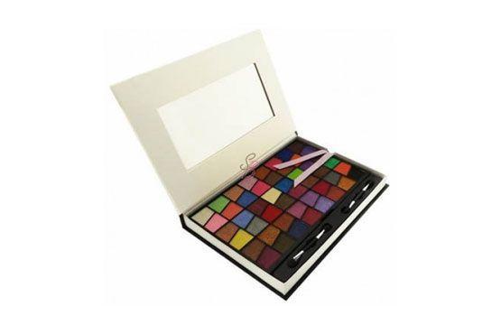 Paleta 3D Jasmyne 96 cores por R$59,90 na loja online ShopBela