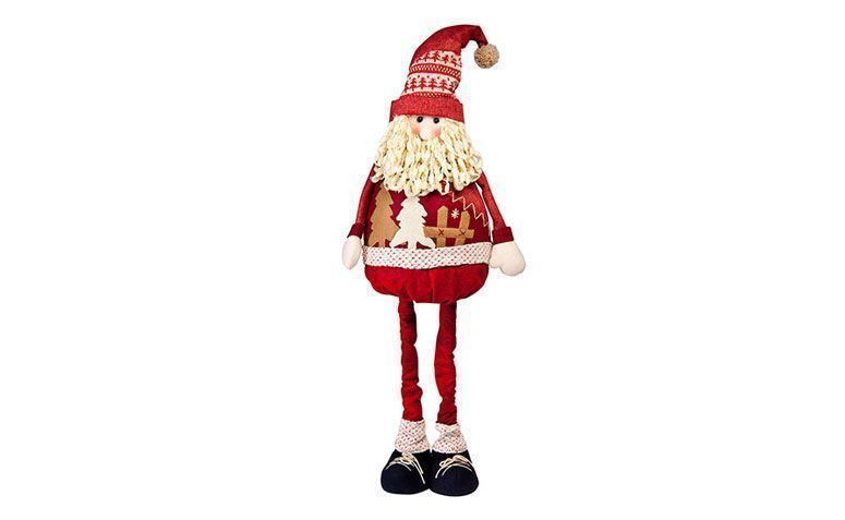 "Papai Noel barrigudo por R$ 99,50 na <a href=""http://www.shoptime.com.br/produto/114079415/boneco-papai-noel-barrigudo-105cm-christmas-traditions"" target=""_blank"">Shop time</a>"