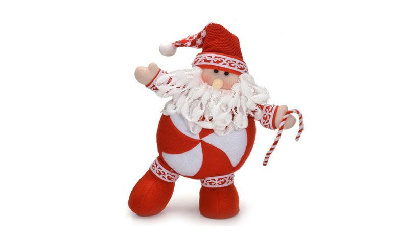 Redondo Papá Noel por $ 71.91 en Walmart