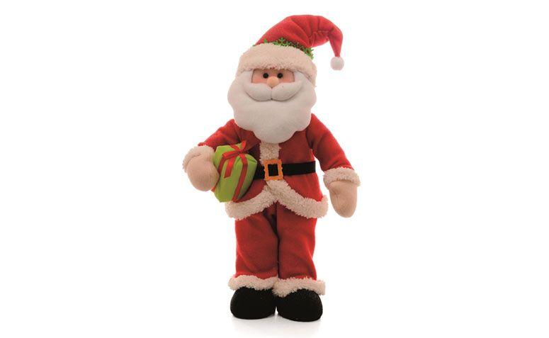 Pequeño Santa Claus para R $ 129.98 en Revista 25