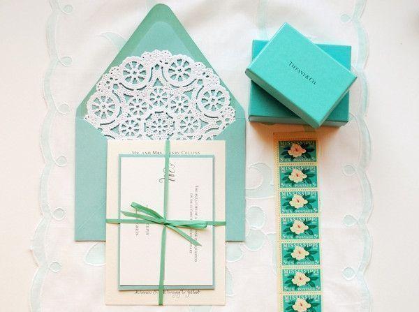 """Foto: Reprodução / <a href=""""http://www.elegantweddinginvites.com/how-to-plan-a-tiffany-blue-theme-wedding/"""" target=""""_blank"""">Elegant Weddings</a>"""