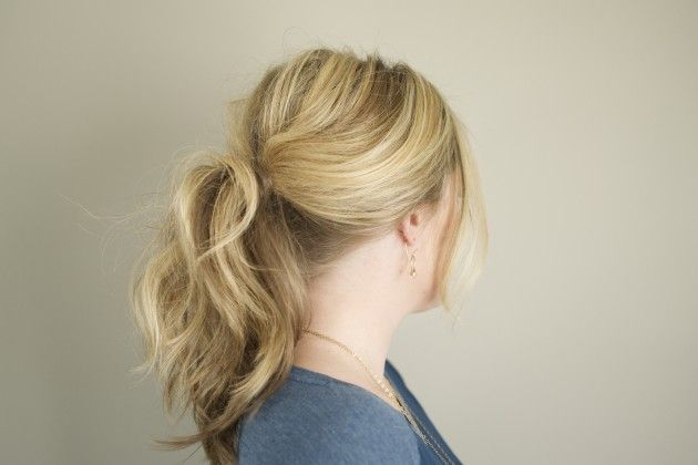 """Foto: Reprodução / <a href=""""http://www.thesmallthingsblog.com/2015/10/polished-and-volumized-ponytail/"""" target=""""_blank"""">The Small Things Blog</a>"""