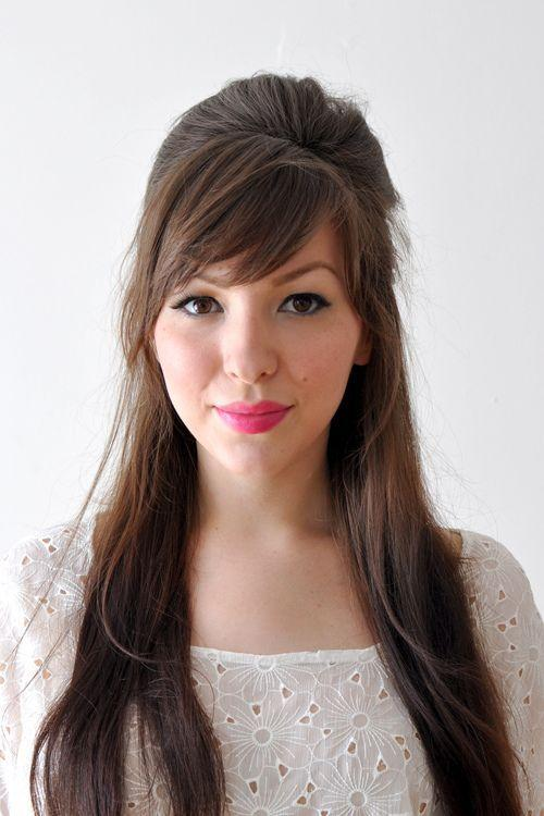 "Foto: Reprodução / <a href=""http://bridalmusings.com/2011/07/beauty-school-bridal-hair-tutoria/"" target=""_blank"">Bridal Musings</a>"