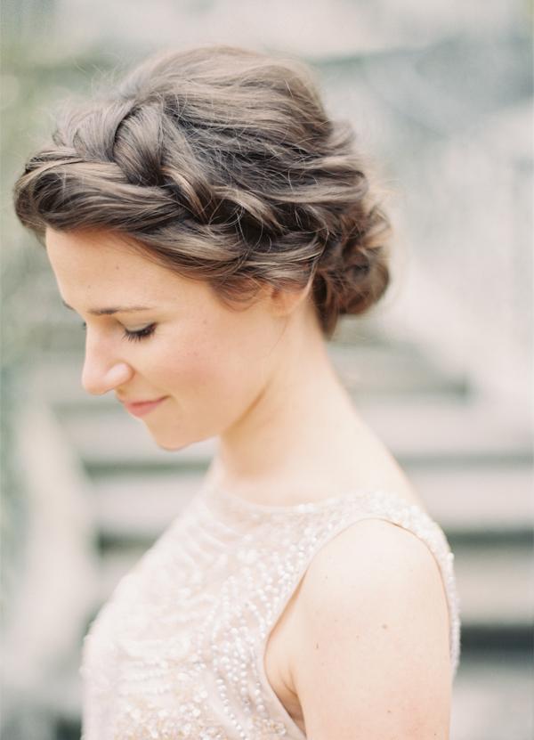 "Foto: Reprodução / <a href=""http://www.oncewed.com/diy/braidwedding-hairstyles-for-long-hair/"" target=""_blank"">Once Wed</a>"